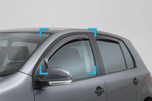 Deflektory do auta: čo je to deflektor a ako si ho vybrať?