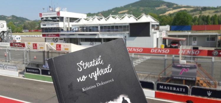 Stratiť no vyhrať: vôňa knihy s prímesou spálených pneumatík a pretekárskej atmosféry (+ rozhovor)
